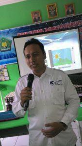 Isnaini, alumni TOT Literasi angkatan I Surabaya.