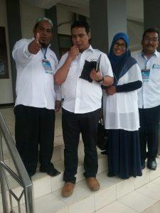 Foto bersama Ketum MRR dan Pengurus Pusat IGI