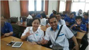 Bersama master  IT Bapak Elyas  dari SMKN 4 DIY