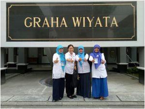 Bersama Ibu Waila dan Ibu Lilik IGI Jatim